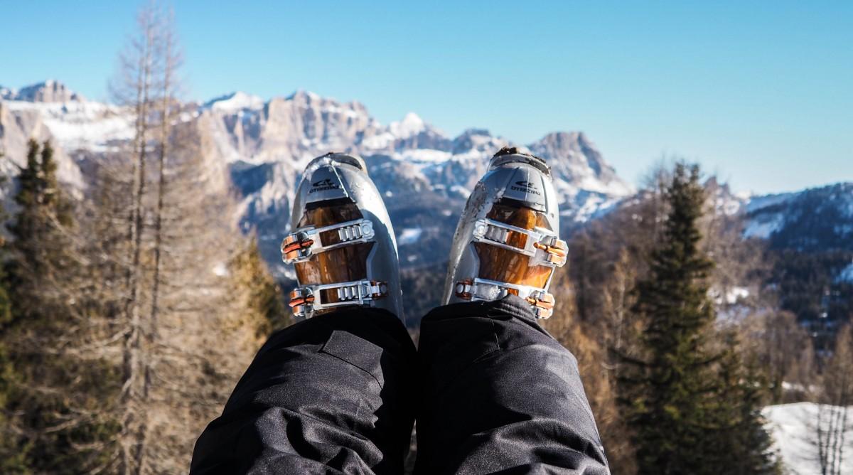 South Tyrol Skiing Ski Boots