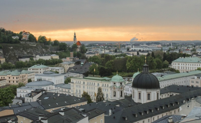 Sunsets and Castles in Salzburg | Austria Part Two