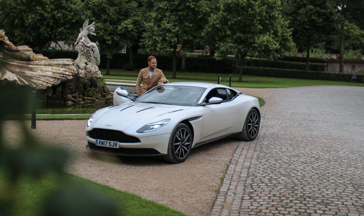 Aston Martin DB11 Cliveden House