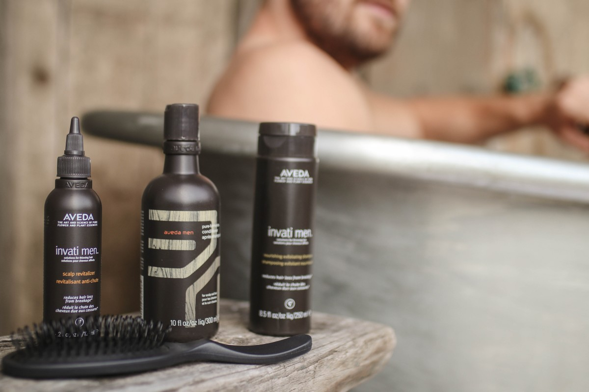 Aveda for Men Exfoliating Shampoo