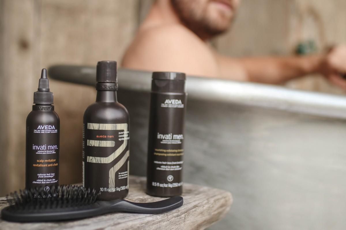 Aveda for Men Exfoliating Shampoo