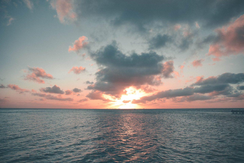 Cayman Islands Sunset