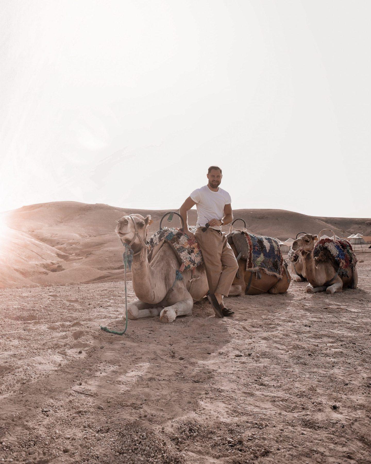 Marrakech Travel Guide Scarabeo