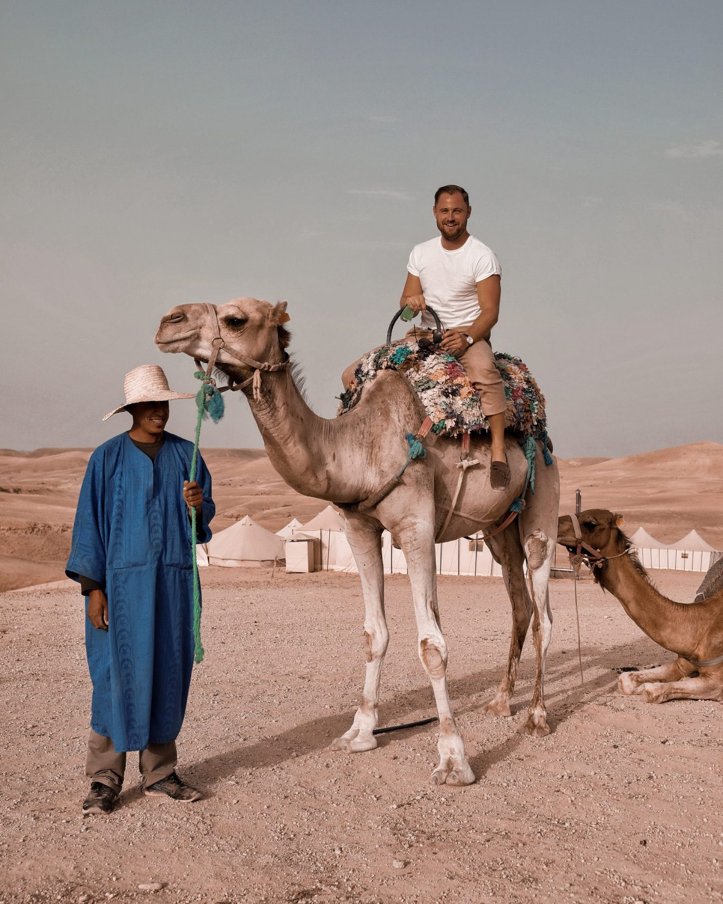 Marrakech Travel Guide Scarab Camp