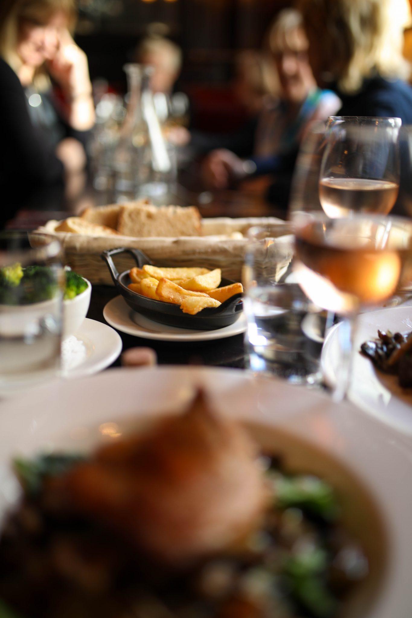 Balthazar London Covent Garden Lunch