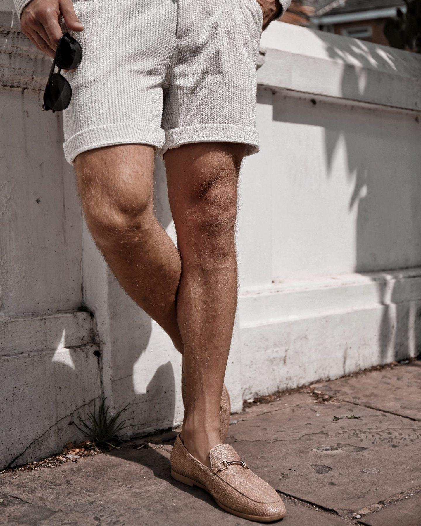 Zara Man Menswear Summer Co-Ord Sunny Hot OOTD