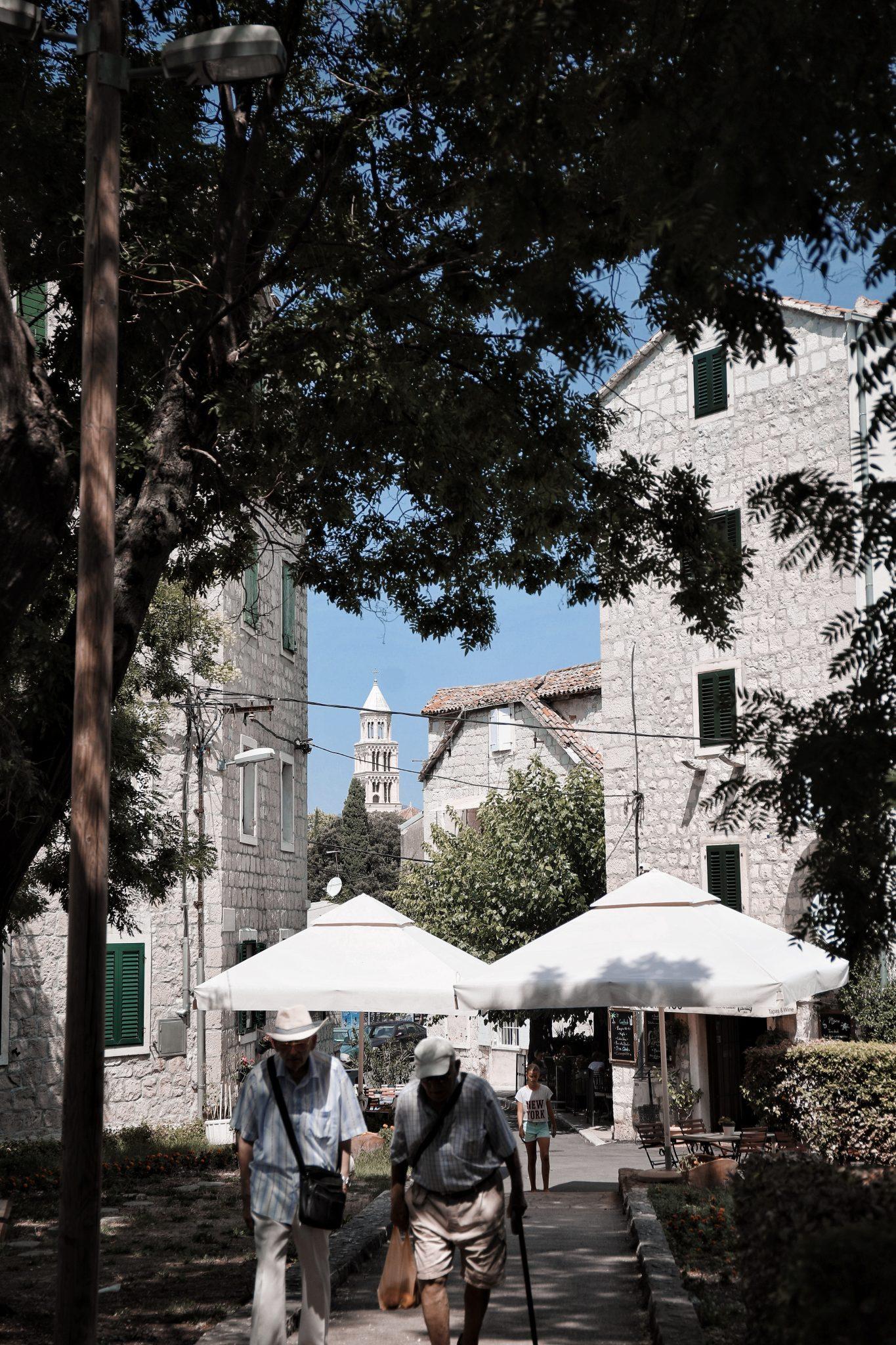 Split Old Town, Croatia