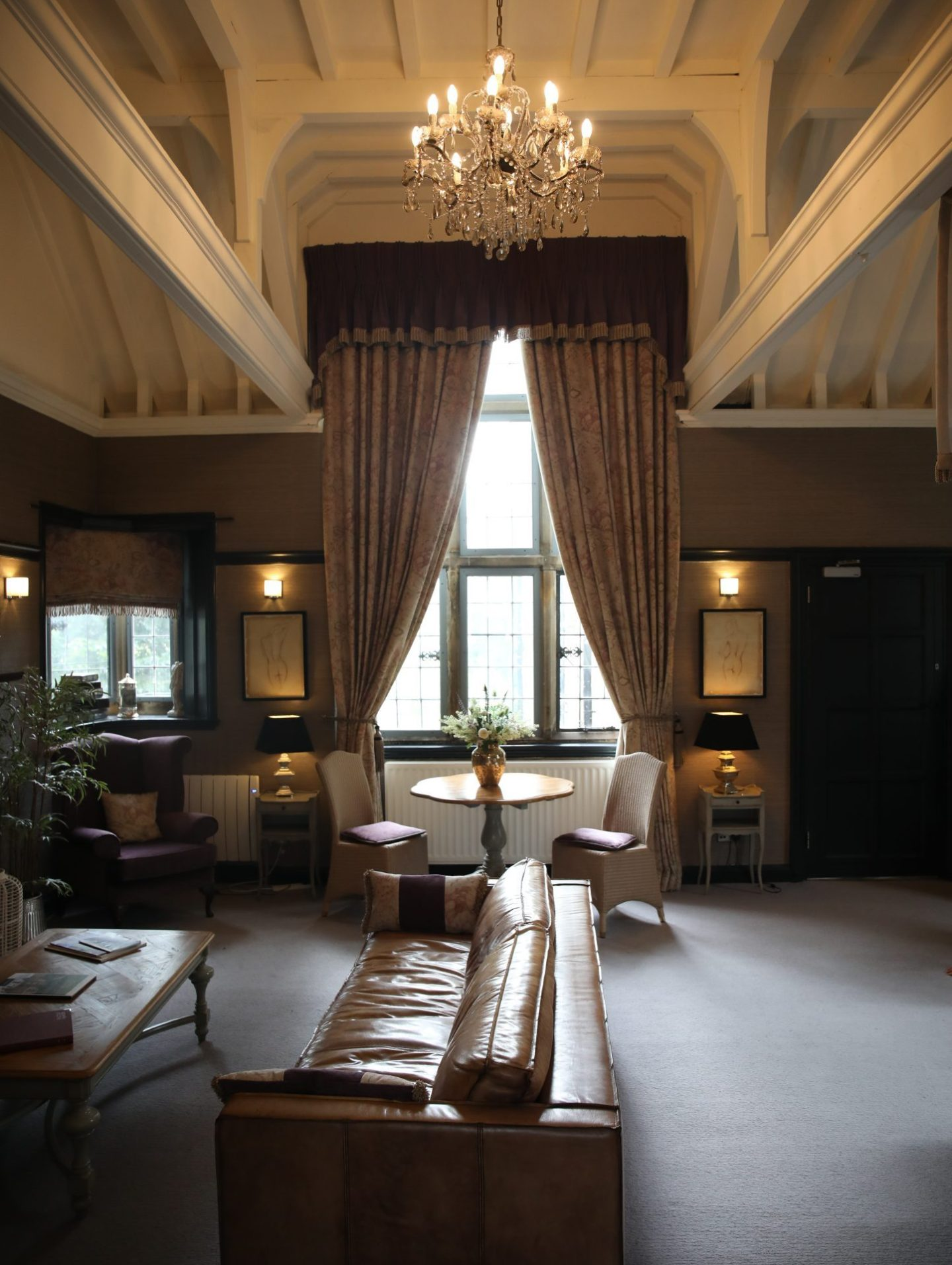 Falcon Manor Hotel Settle Yorkshire Dales