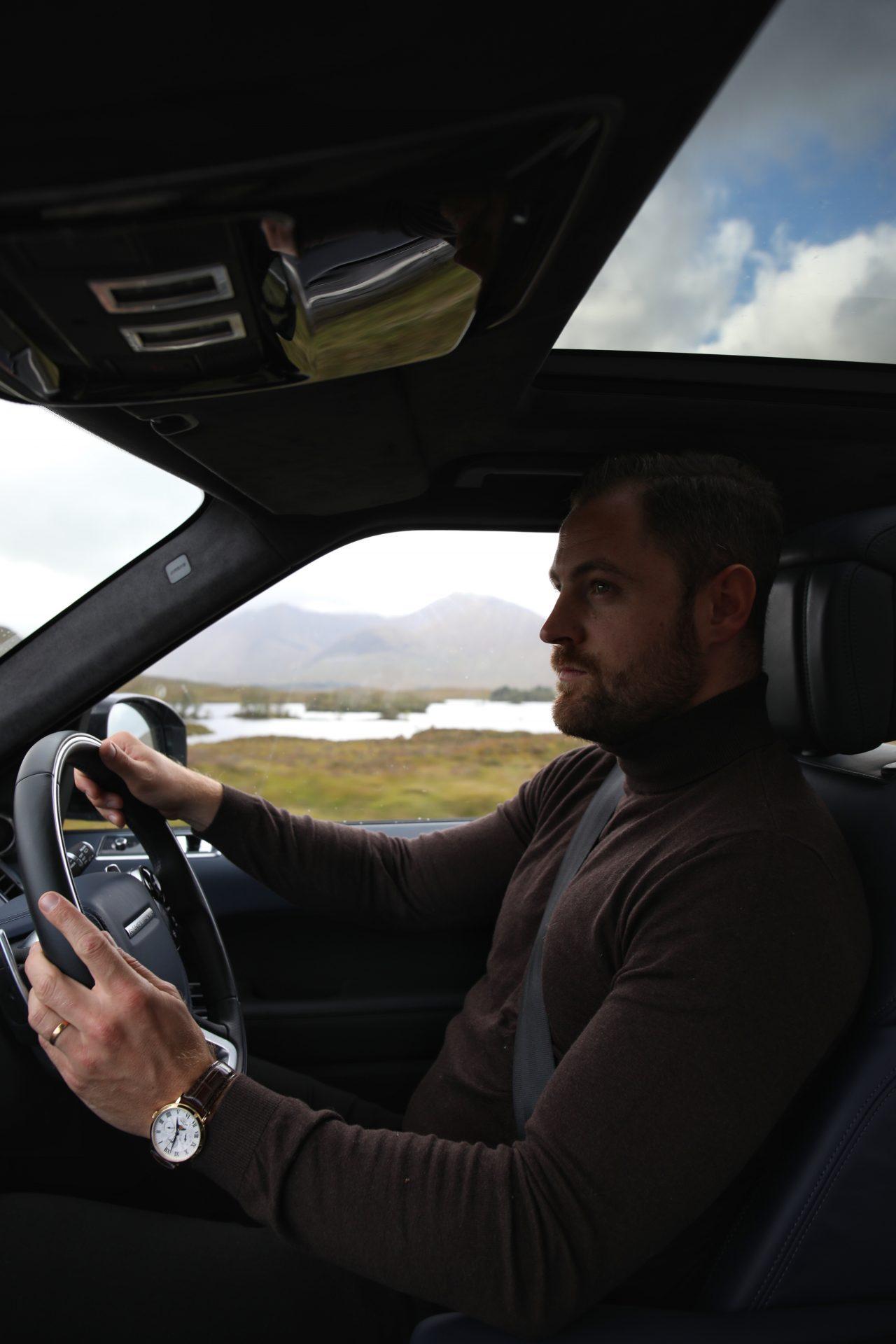 Range Rover SDV8 Autobiography Dynamic