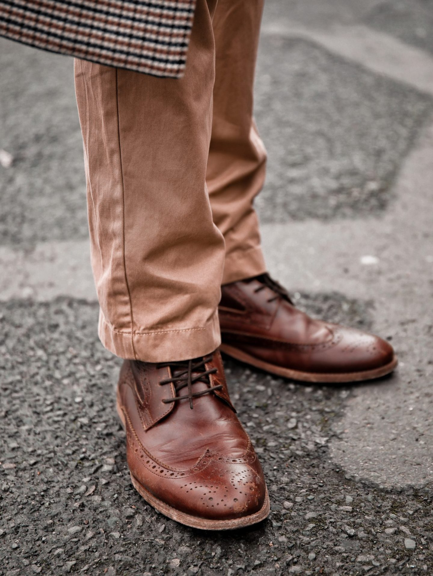 Barbour Chinos Boots