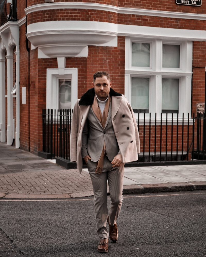 How To Suit Up In Winter | Mens Fashion Post ft. River Island Man & Reiss