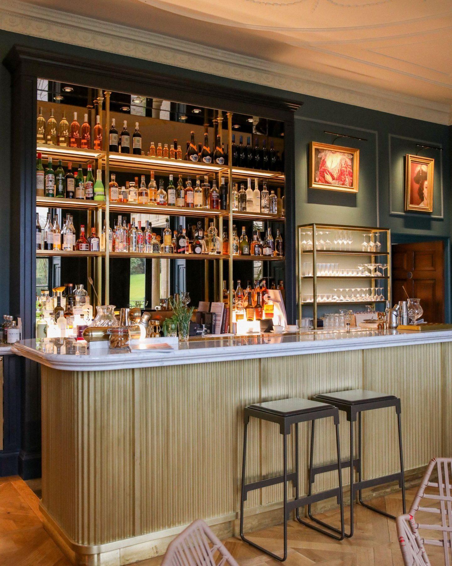 Newt In Somerset Bar