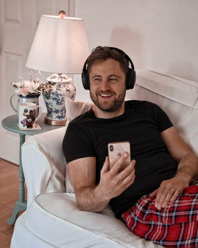 Five Podcasts to Listen to During Lockdown