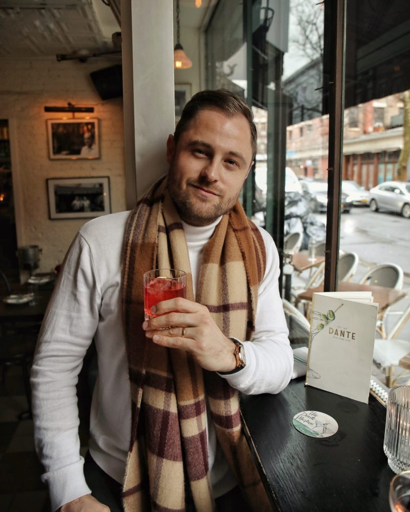 Dante New York | Negronis and Pasta at The World's Best Bar