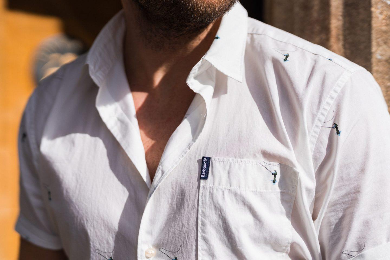 Barbour SS20 Shirt Department