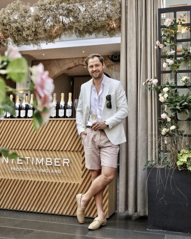 A Staycation at Hampton Manor for the Nyetimber Summer House