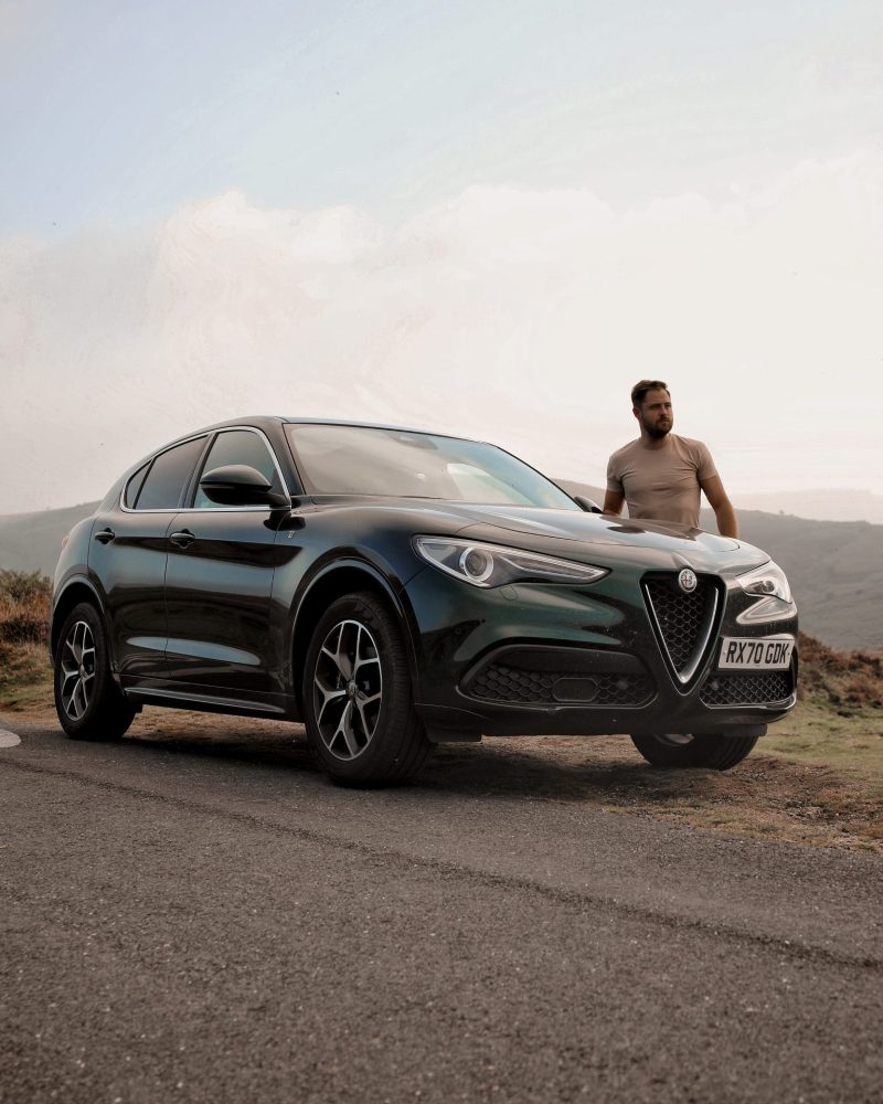 The Alfa Romeo Stelvio | Putting the Sports Back into Sports Utility Vehicle