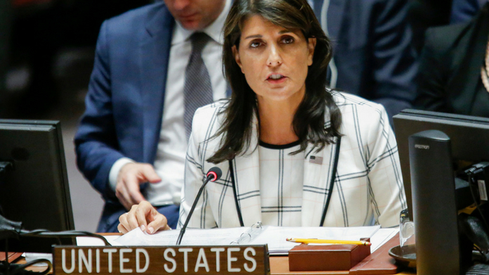 US withdraws from human rights council