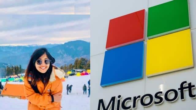Fixed a serious glitch in Microsoft;  Indian woman hacker gets Rs 22 lakh prize