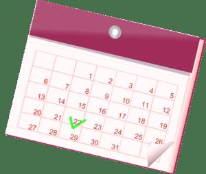 TwentySomething Calendar
