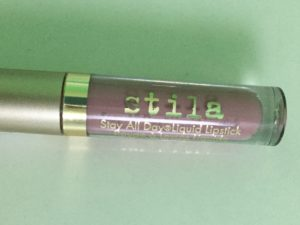 Twentysomething Vision Stila Liquid Lipstick ULTA Beauty Makeup