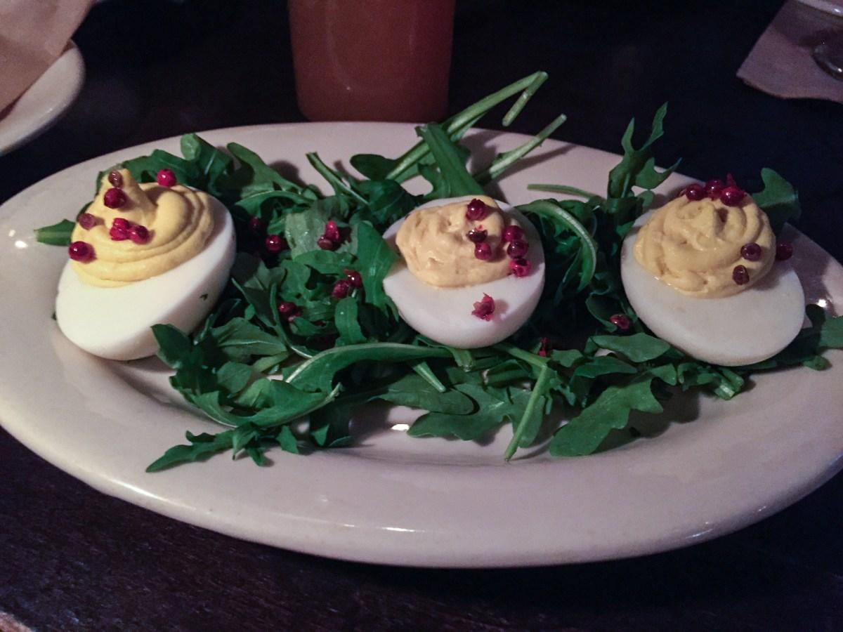 Esquire Tavern Deviled Eggs