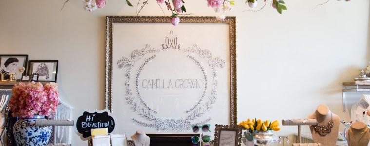 Camilla Crown