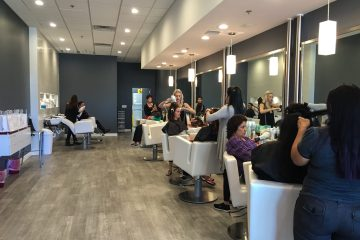 Blo Dry Bar Dominion Ridge