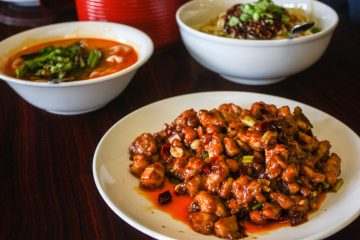 Sichuan House Chicken