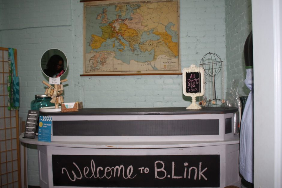 B.Link Design