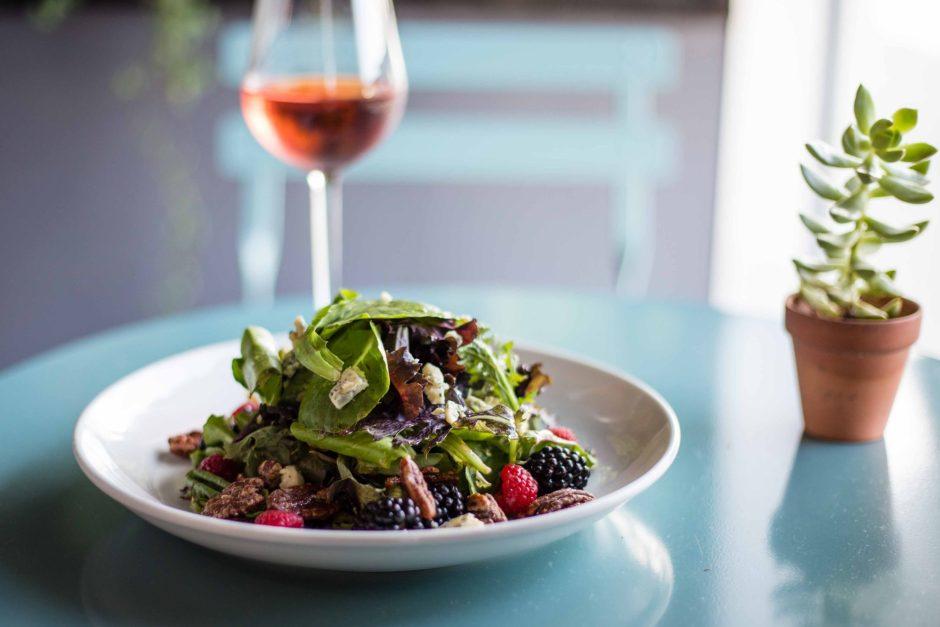 Hop And Vine Salad