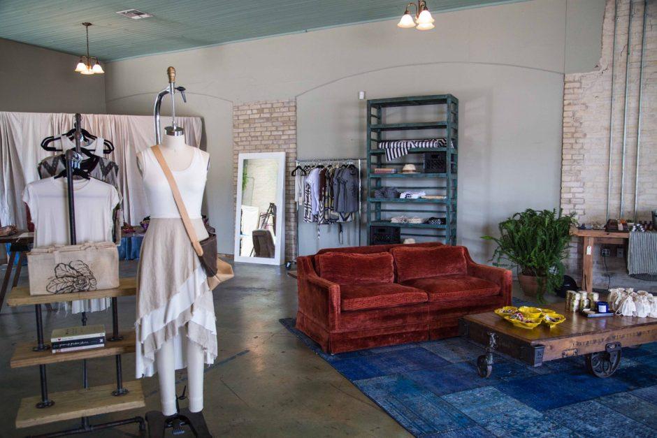 OPEN Pop Up, Indigo Makers Collective