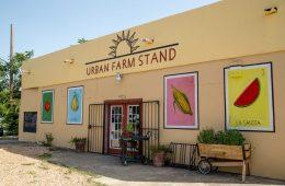 Urban Farm Stand