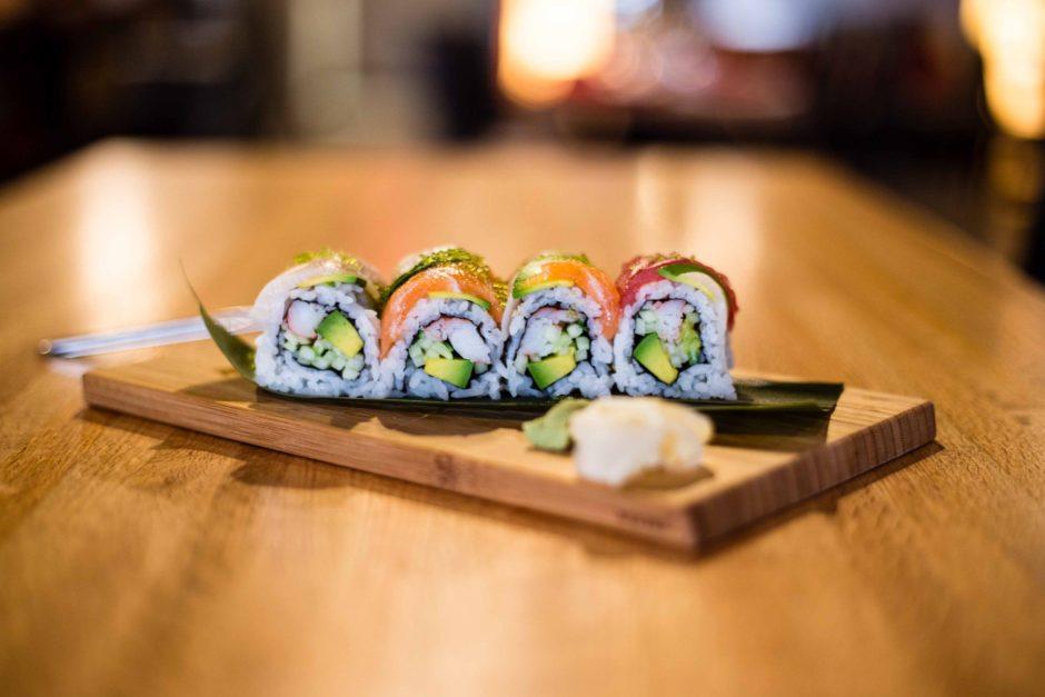 Wild Goji Sushi