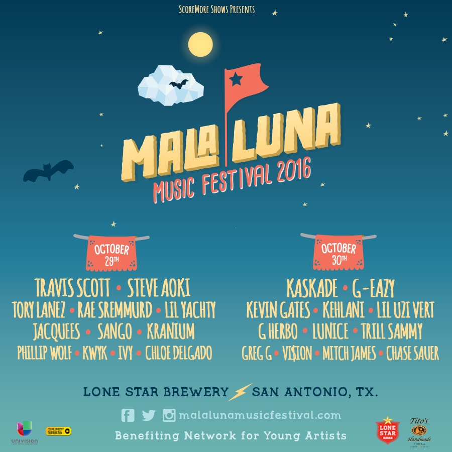 Mala Luna Music Festival 2016