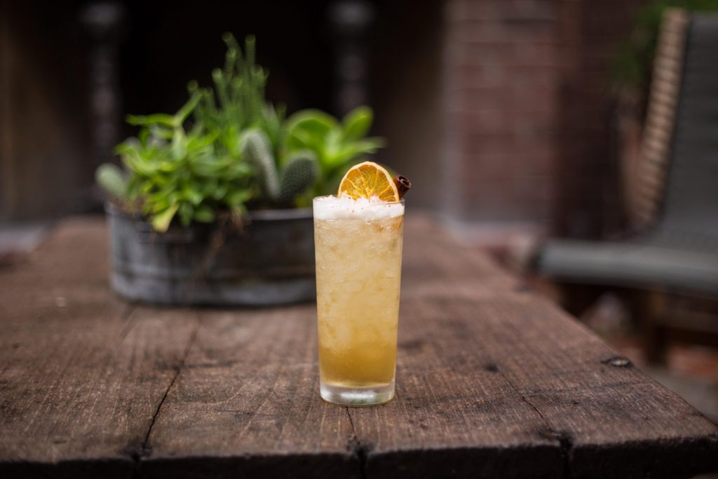 Sternewirth Holiday Cocktail