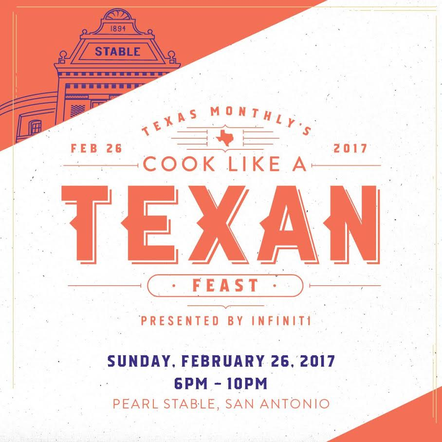 Cook Like a Texan poster