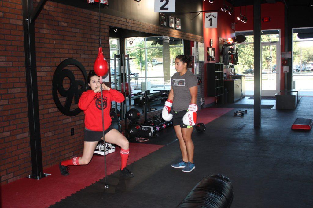 9Round trainer