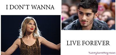 Zaylor - Taylor Swift and Zayn made a song together