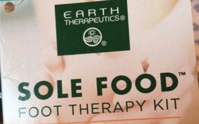 Sole Food Earth Therapeutics Foot Repair Kit