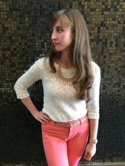 Twentysomething Vision Spring Into Floral Fashion Look 2