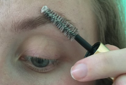 Beauty Hack Mascara Brow Brush