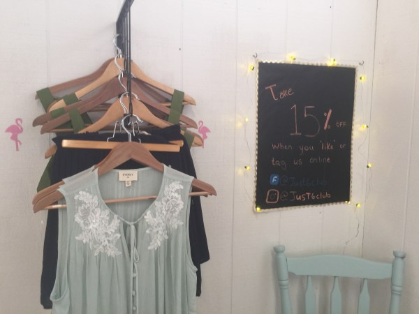 Just Six Club Boutique