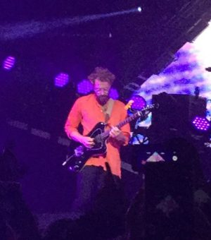 Young the Giant Guitarist Jacob Tilley Hard Rock Live Orlando