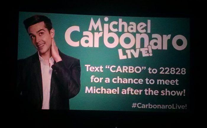 Michael Carbonaro Live Magic-Comedy Hard Rock Live Orlando, FL