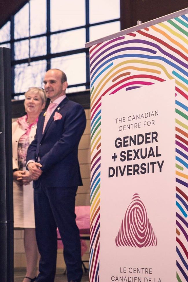 The Canadian Centre for Gender & Sexual Diversity