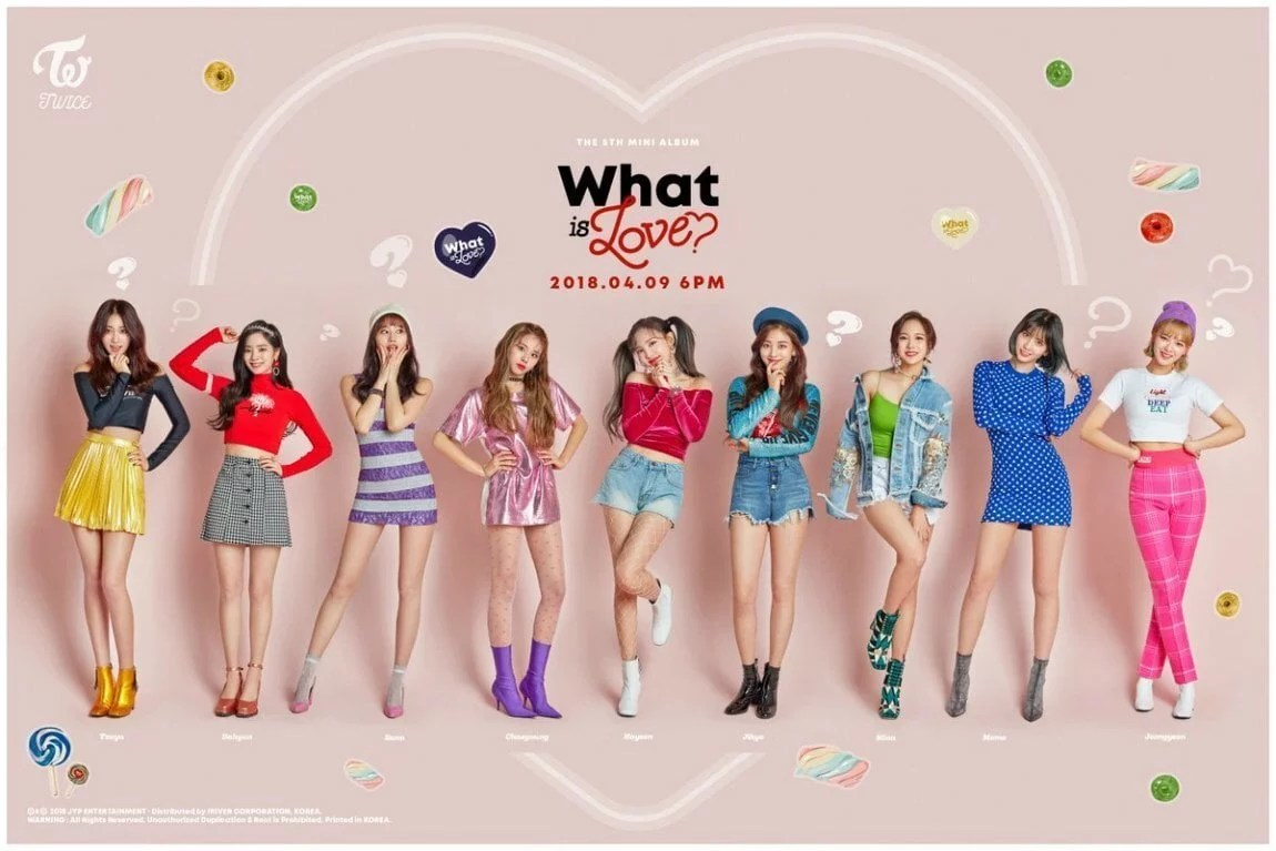 「What is Love」teaser