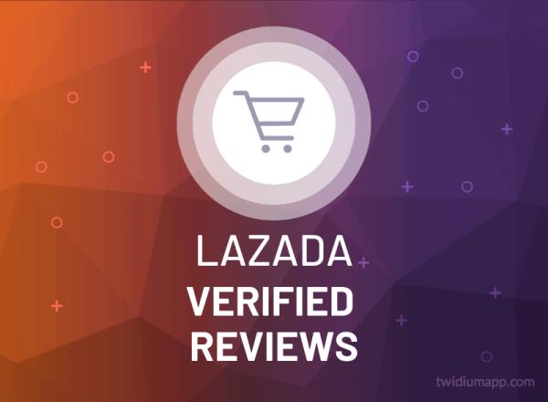 Buy Lazada Verified Reviews
