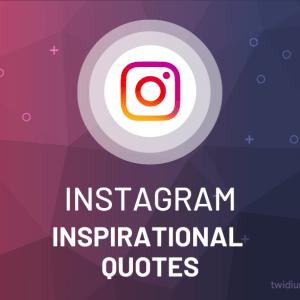 Buy Instagram Inspirational Quotes