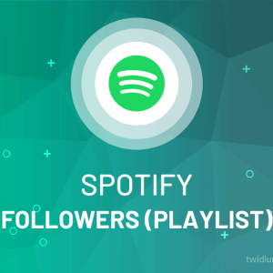 Buy Spotify Followers (Playlist)